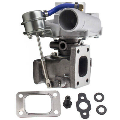 Universal Turbo Turbolader GT2871 GT2860 Perfect for all 1.8L-3.0L Engine 400BHP