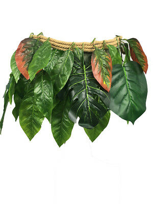 Moana Maui leaf skirt hula skirt man costume cosplay accessory