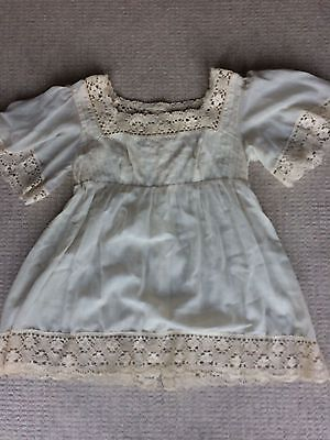Gorgeous blouse and skirt 1970s wedding outfit cotton and lace