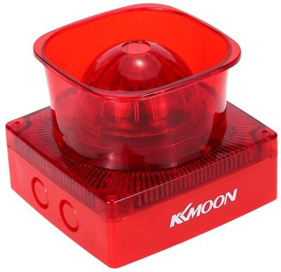 Fire Alarm Sounder-Beacon Conventional Ceiling & Wall Mount Sounder Beacon, RED