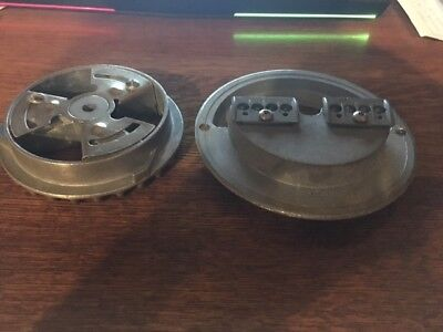 Candy Nut chicle wheel set Oak Eagle A&A gumball candy bulk vending part Metal!