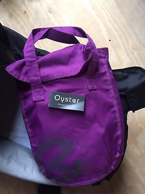 Purple Oyster carrycot colour pack, new