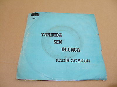 TURKISH WEIRD psych ELECTRONIC Obscure FUNKY MOOG Ultra RARE 45 HEAR MP3 TURKEY