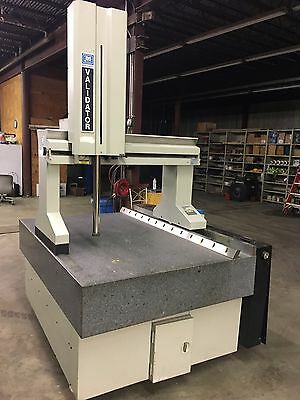 Brown & Sharpe Validator CMM Coordinate Measuring Machine w/ Probes / Styli
