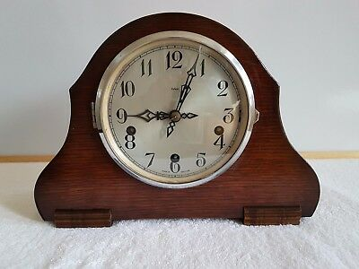 Smiths Enfield Westminster Chime Clock in good condition and working order.