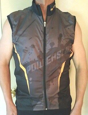Powerslide skating, biking, skiing warm up vest M, L, XL NEW!