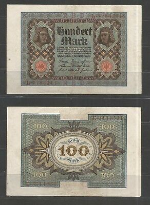 OCT 074 Germany - BANKNOTE set of 2 x 100 Mark Notes UNCIRCULATED 1920