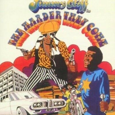 Jimmy Cliff : The Harder They Come CD