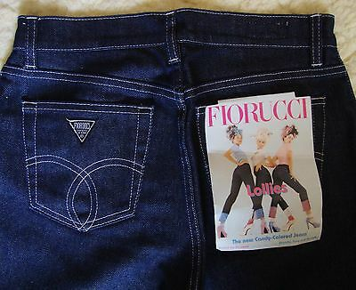 TROUSERS woman vintage 70's  FIORUCCI    tg.30-44 circa M  made Italy NEW  RARE