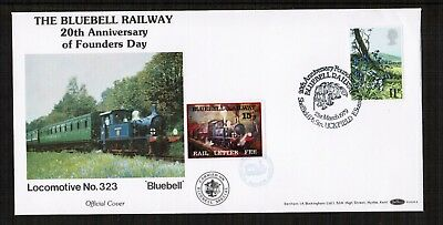 Bluebell Railway 20th Anniversary Cover 1979