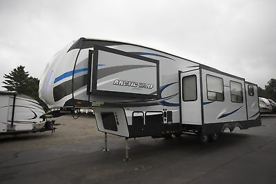 ARCTIC WOLF 315TBH fifth wheel rv camper on sale now
