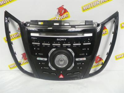 OEM AUDIO CONTROL Ford Kuga Radio/Stereo Switches 2014 & WARRANTY NCS1192348