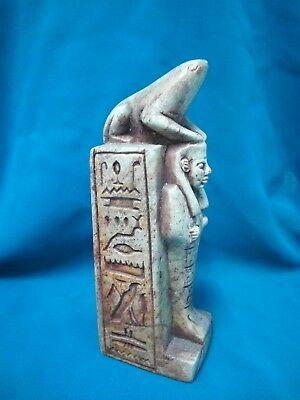 The ancient Egyptian antiquity was the small thing that kept the soul of the dec