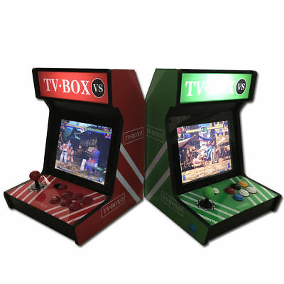 New Retro Home Upright Bartop Tabletop Arcade Machine 815 Classic Games Toy Gift