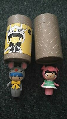 Momiji 2014 BFFs - Mookie and Rare Limited Hand-numbered Muffin: 021