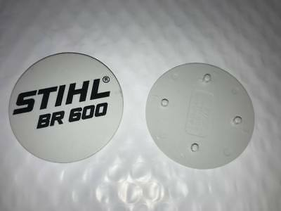 BR600 Stihl Blower Model Name Plate Tag New BR 600