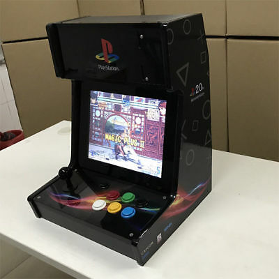 Xmas Retro Home Upright Bartop Tabletop Arcade Machine 815 Classic Game Toy Gift