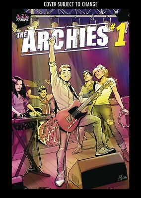 The Archies, Vol. 2 #1A (Wk41)