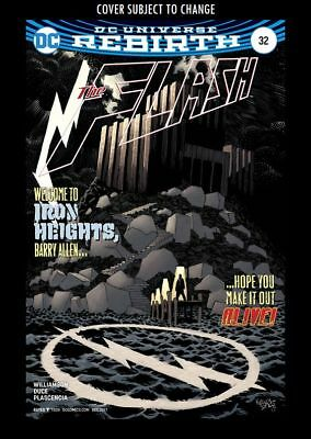 Flash, Vol. 5 #32A (Wk41)