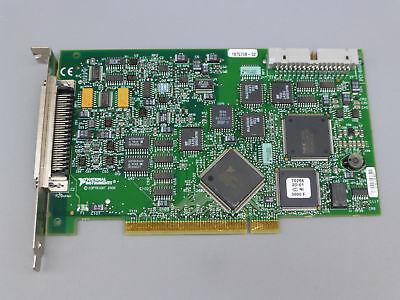 National Instruments PCI-6024E NI DAQ Card, Analog Input, Multifunction