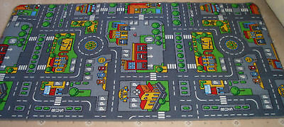 Extra Large Road / Town Play Mat / Rug