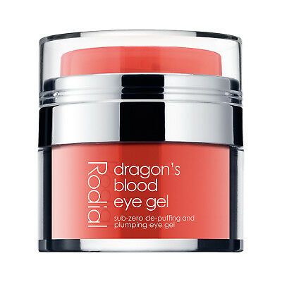 Rodial Dragon's Blood Eye Gel Hydrate & Tone Bnib 15Ml 100% Genuine & Fresh £59
