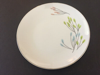 "Westport Fine China SYMPHONY - 6-1/8"" BREAD PLATE"