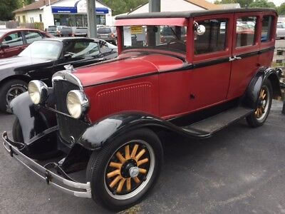 1929 Plymouth Other  plymouth