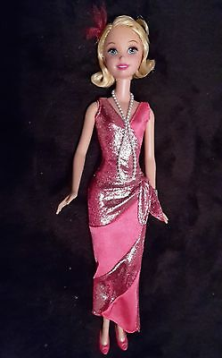 Rare Disney Charlotte La Bouff Tiana Friend Princess and the Frog Mattel Doll 11