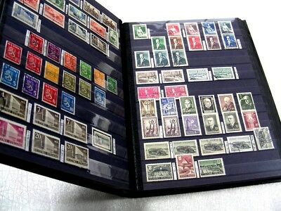 FINLAND,  Excellent Stamp Collection in a Supersafe Stockbook