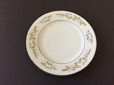 "International Silver Co. Fine China Japan SPRINGTIME 326 - 6-3/8"" BREAD PLATE"