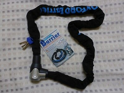 +++ Oxford Barrier Chain Lock, 1.5M, Brand New +++