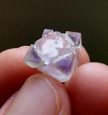 Large Colorful Fluorite Cube from The Rocky Mountains, Colorado