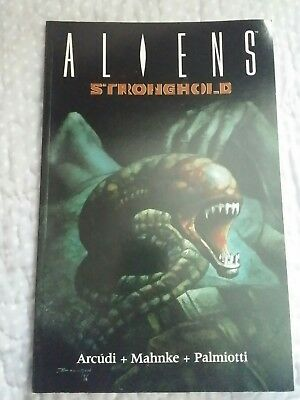 aliens stronghold graphic novel 1st edition titan books