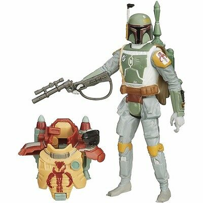 STAR WARS Episode VII The Force Awakens DX FIGURE BOBA FETT TAKARA TOMY Japan