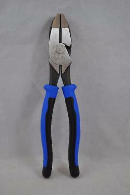 New Klein Tools J2000-9NE Journeyman High-Leverage Linesman Heavy Duty Pliers