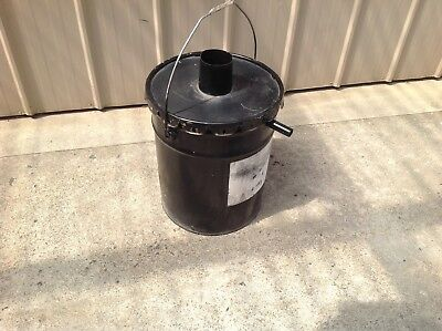 Bush Camping Hot Water 20 Litre Drum