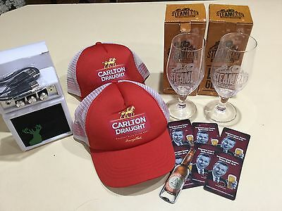 Party Boys ALL NEW Goodie Bag,Tooheys,Coopers,Steamrail Man Cave GIFT IDEA!