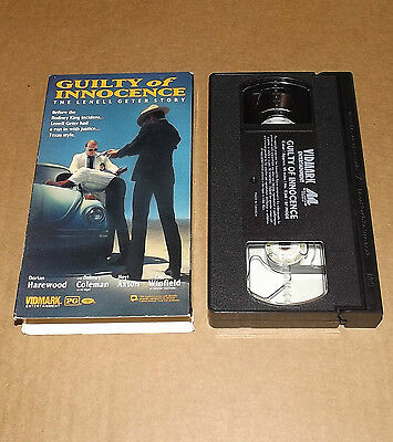 Guilty of Innocence - The Lenell Geter Story (VHS, 1991)