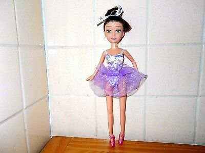 """Adorable 10"""" Tall Ballerina Doll Excellent Condition **REDUCED**"""