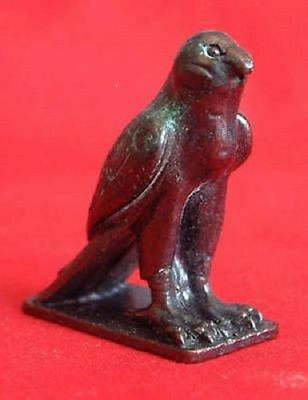 Bronze Figure of Horus Egyptian