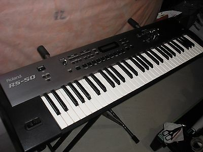 Roland RS-50 synthesizer