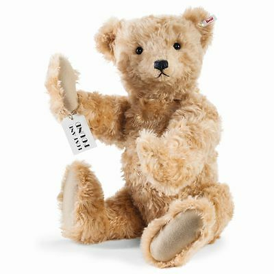 Steiff Lost And Found Teddy Bear Limited Edition EAN 682889 NIB 008/750