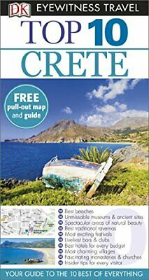 Top 10 Crete (DK Eyewitness Travel Guide) by DK Travel Book The Cheap Fast Free