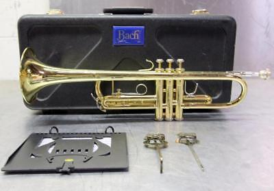 Bach TR300 Trumpet Brass Hard Case With Mouthpiece - NO RESERVE