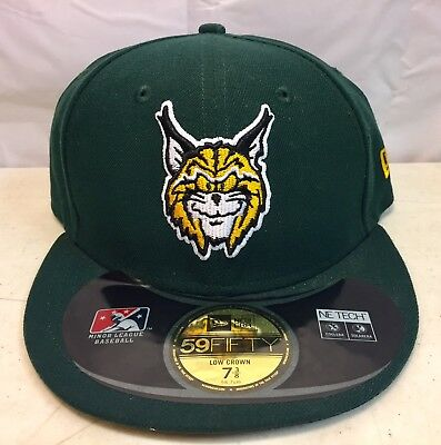 155cde4ecf1 New Era Lynchburg Hillcats MiLB Hat Size 7 3 8 59FIFTY Minor League  Baseball Low