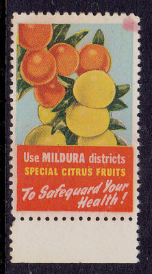 Cinderella advertising  Mildura fruits