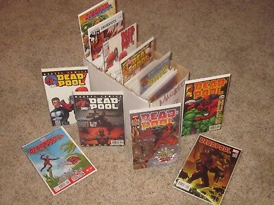 Deadpool 1-69 & Deadpool 1-45 + Circle Chase 1-4 + Guest Appearances + Lots More