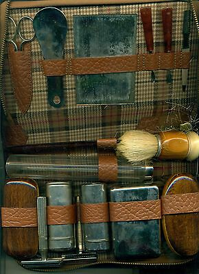 Vintage Shaving Set Made In England