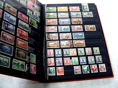 ZANZIBAR, FRENCH COLONIES &, Excellent Stamp Collection in a  Stockbook